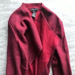 OLSEN // Open Front Jacket